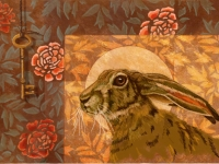 Marque-Todd-Gilded-Hare-Study