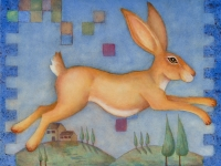 Marque Todd - Rabbits Really Can Fly